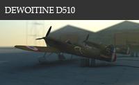 DEWOITINE D510 Rendu62p
